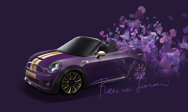 Life Ball Mini Roadster