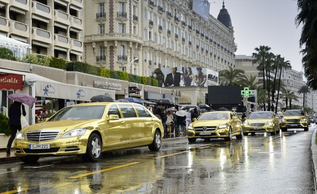 Mercedes-Benz at 2012 Cannes International Film Festival