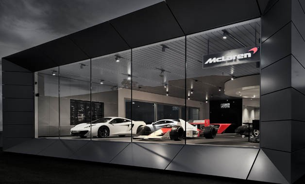 McLaren Dsseldorf
