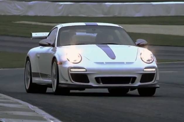 Porsche 911 GT3 commute