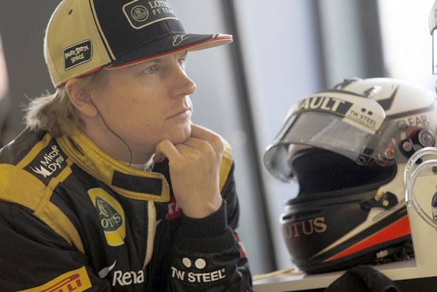 Lotus-Renault won't let Kimi Raikkonen competition Rally Finland
