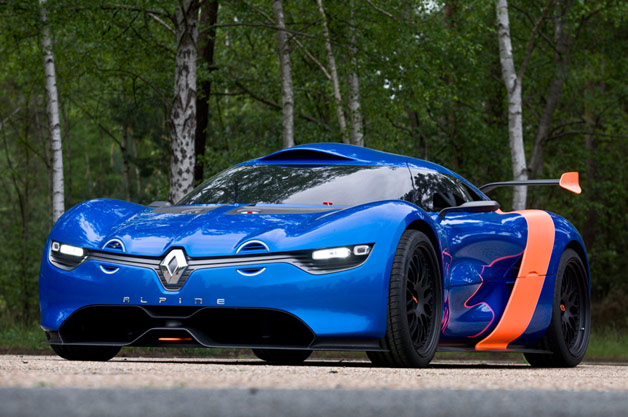 Renault Alpine A110-50 judgment does the pappy proud