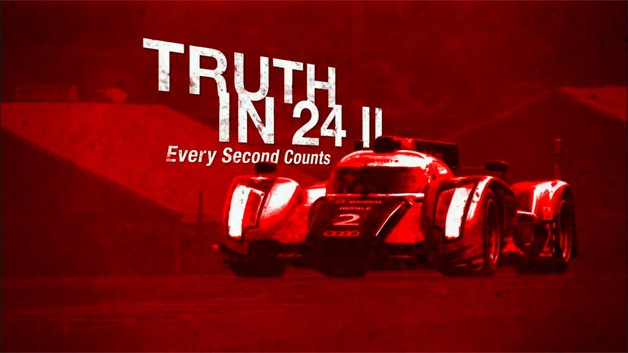 Audi Truth in 24 II