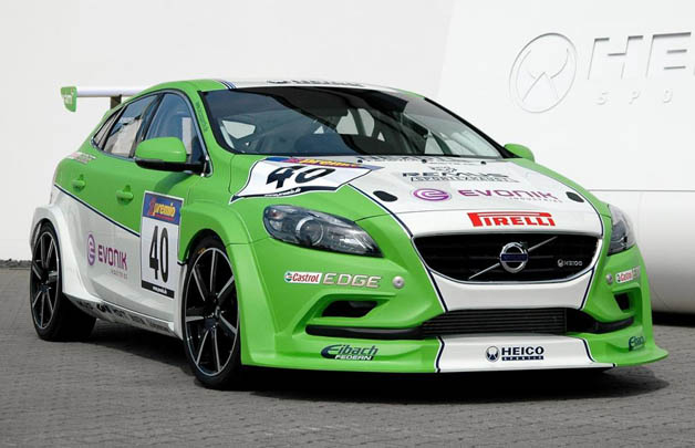 The V40 is a vital product not only for Volvo itself, but also for the ...