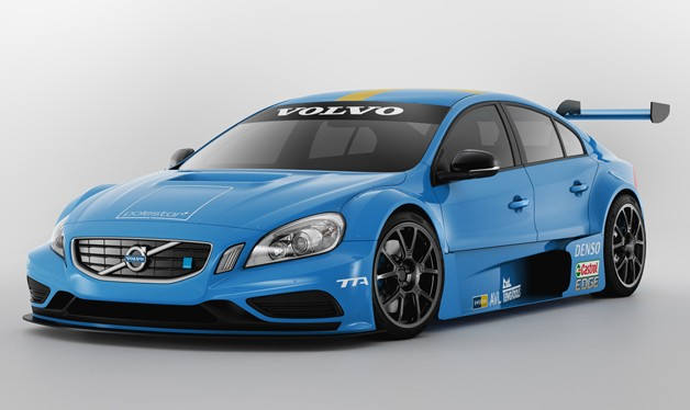 Volvo S60 TTA