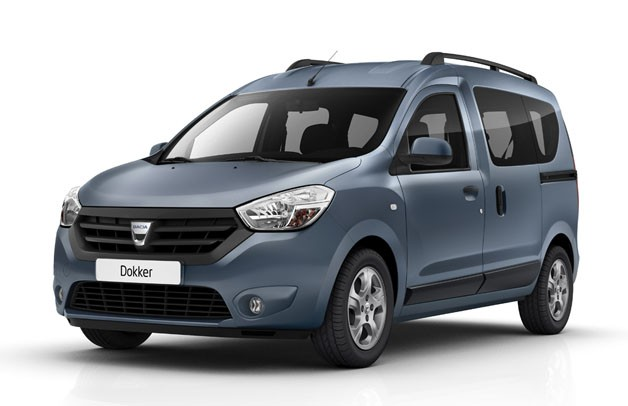 Dacia rolls out Dokker vanlet in Casablanca
