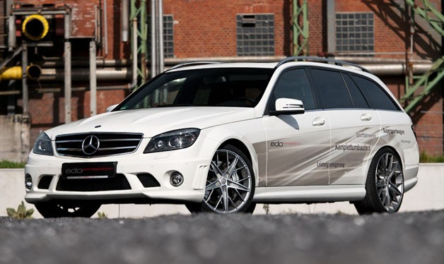 Mercedes-Benz C63 AMG Estate by Edo Competition