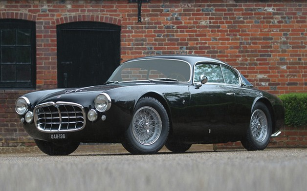 webjk maser Jay Kays 1955 Maserati A6G/54 on the docket for Pebble Beach