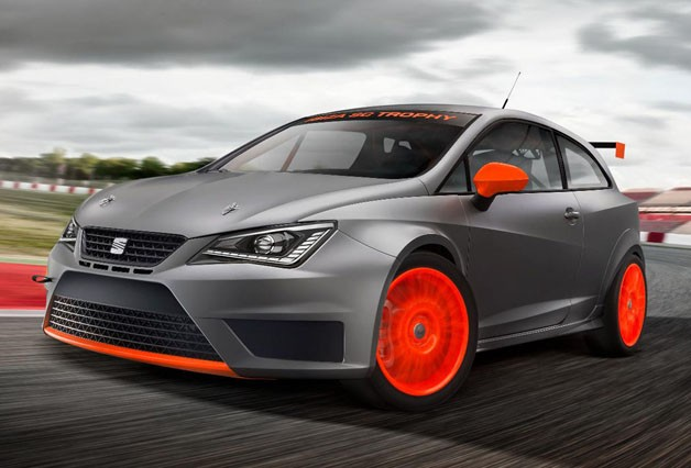 Seat Ibiza SC Trophy