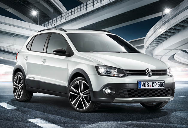 Colorado Chevy Price Volkswagen gives its CrossPolo the Storm Trooper look with ...