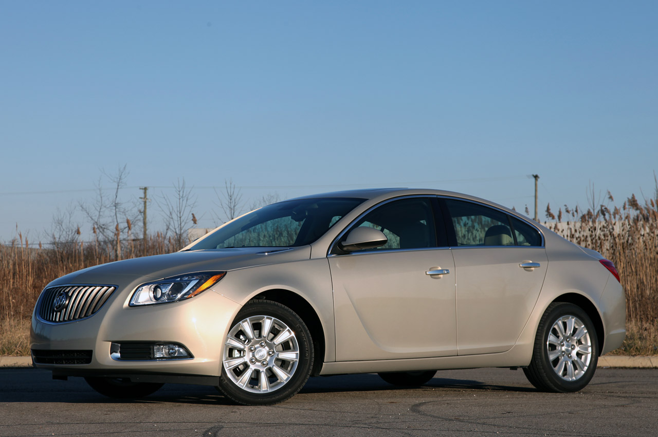 2012 Buick Regal Eassist W Video Autoblog