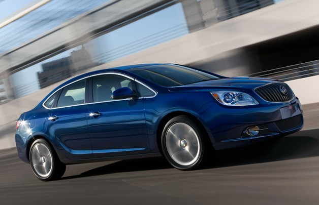 Buick Verano Turbo 2013 Wallpaper