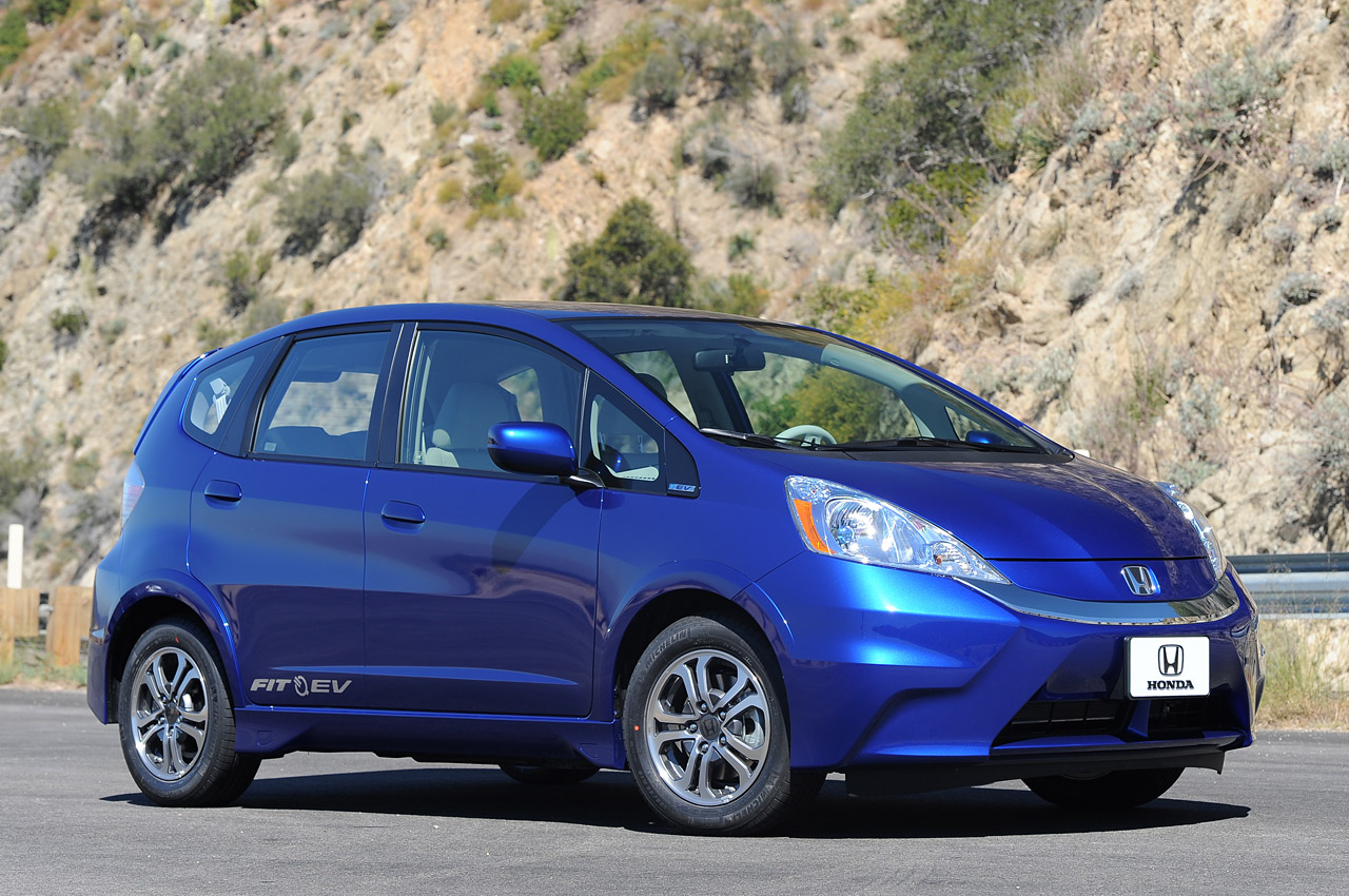 Honda honda fit ev range : Little car, big arguments: Honda Fit EV review divides C&D readers ...