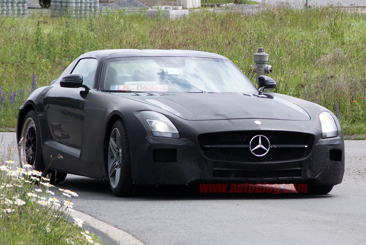 Mercedes benz slc spy shots photo gallery autoblog for Slc mercedes benz