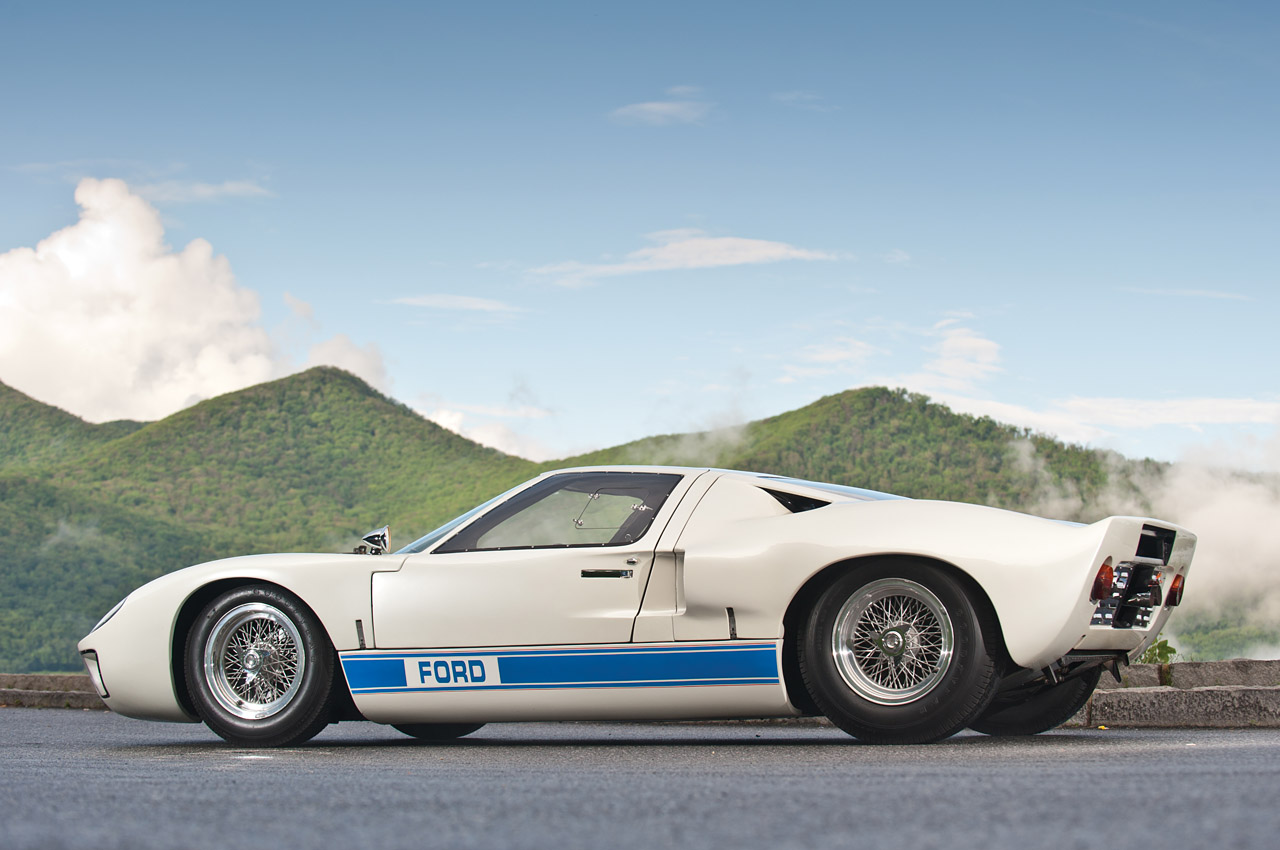 1967 Ford GT40 MKI Photo Gallery - Autoblog