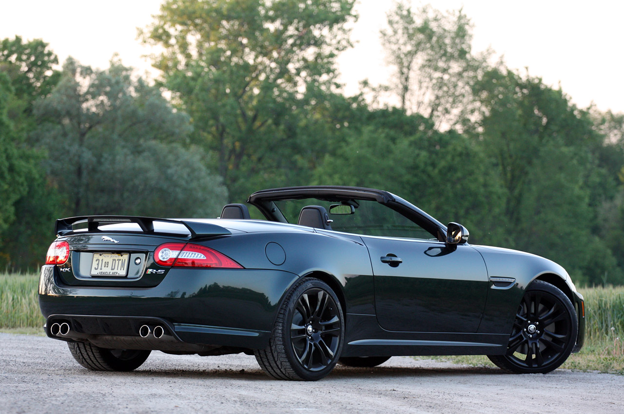 2012 jaguar xkr s convertible autoblog. Black Bedroom Furniture Sets. Home Design Ideas