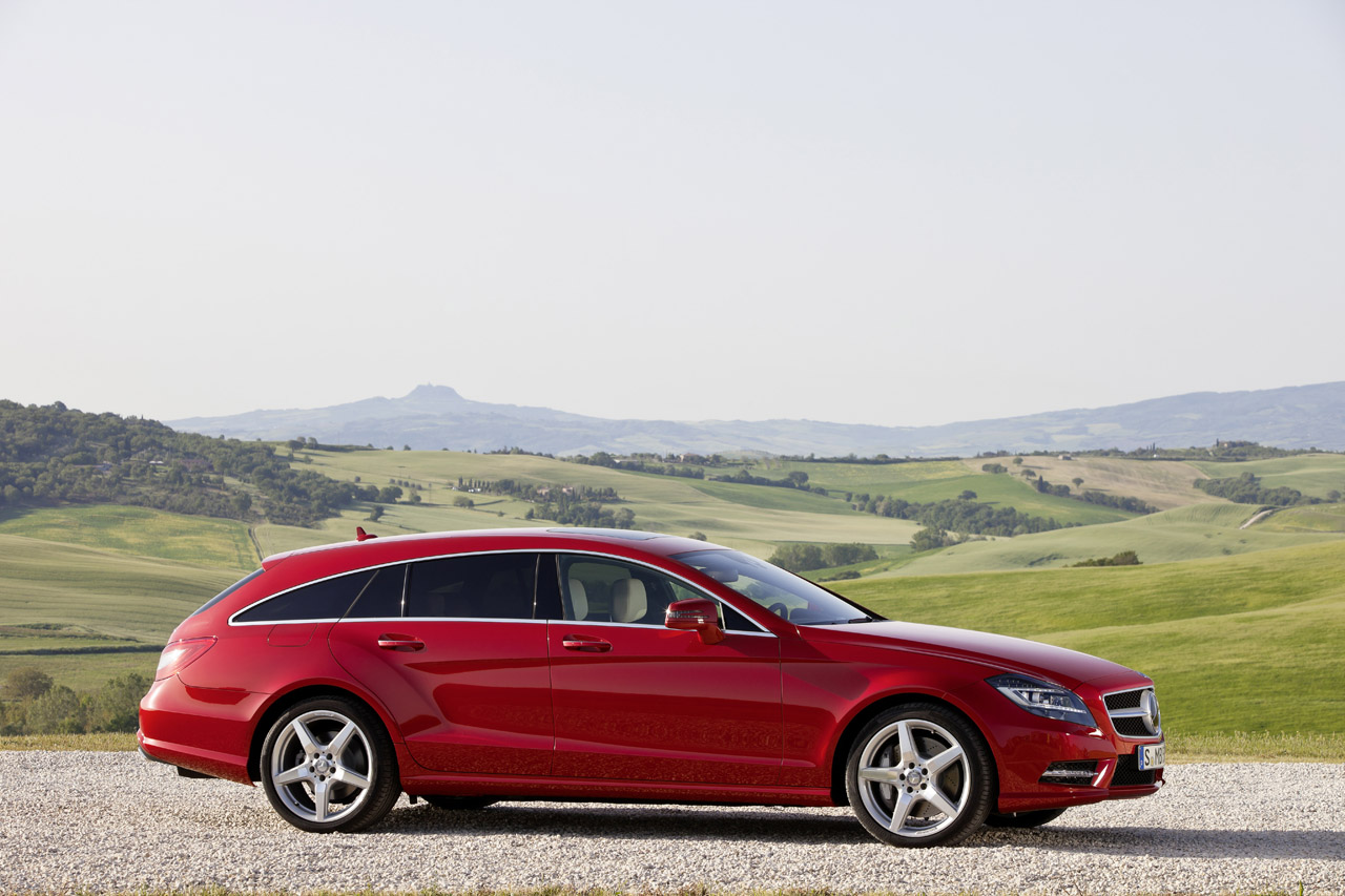Cls Shooting Brake News and Information  Autoblog