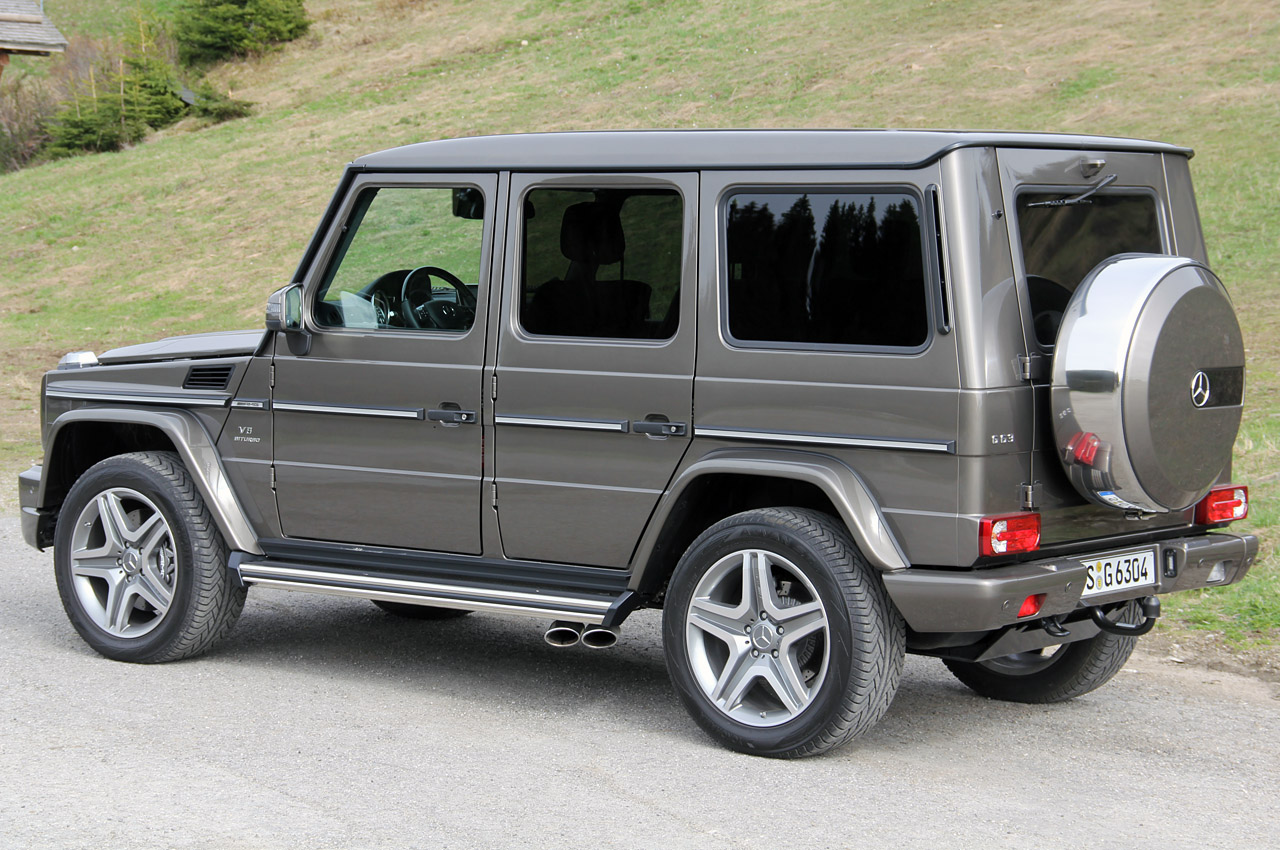 2013 mercedes benz g63 amg first drive photo gallery for G63 mercedes benz