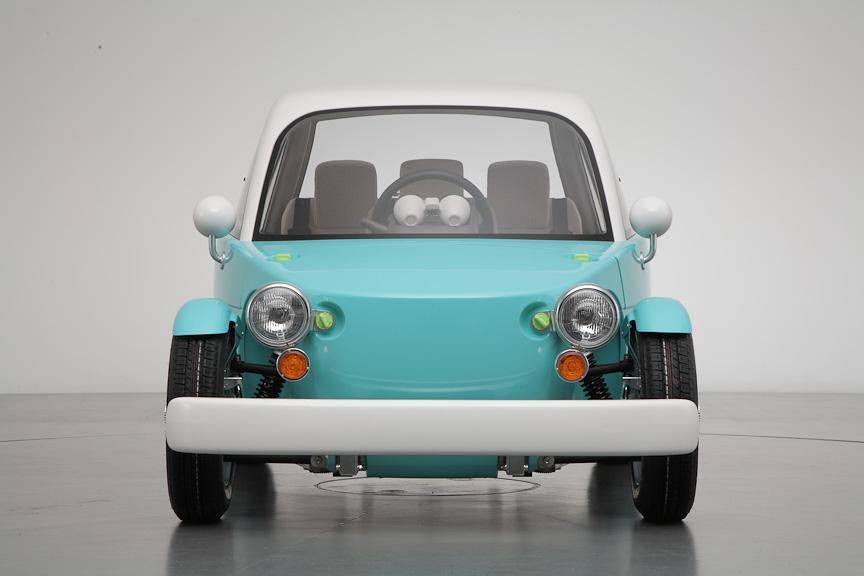 Toyota Displays Family Oriented Camatte Concept At Toy Show W Video Autoblog