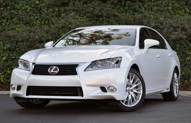 2013 Lexus GS 450h