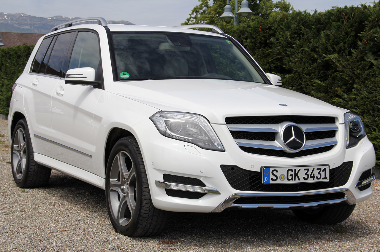 Mercedes glc 2013 autos weblog for Mercedes benz glk price