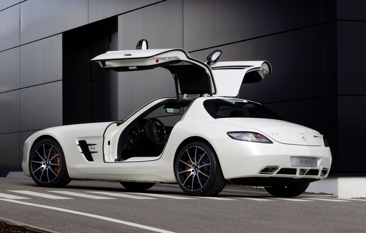 2013 mercedes benz sls amg gt photo gallery autoblog