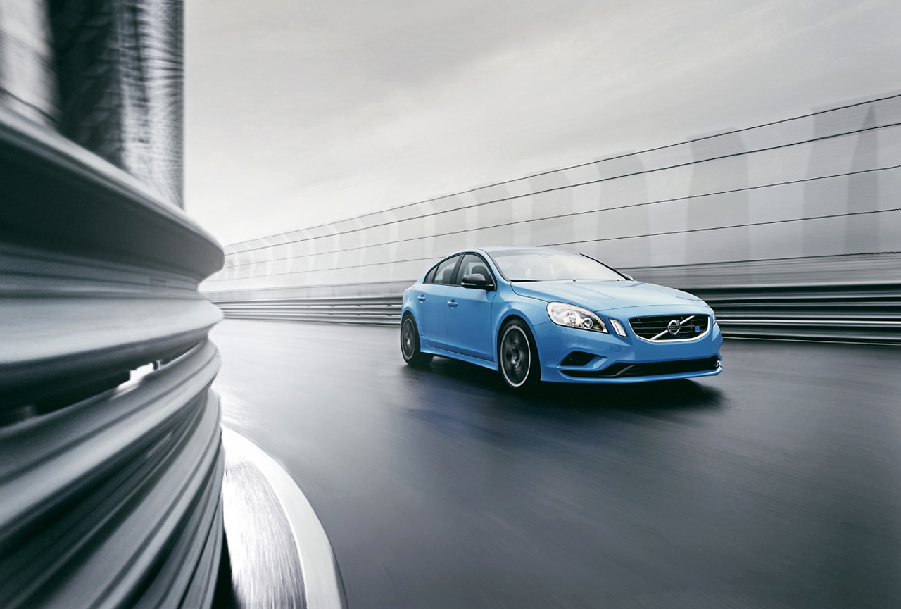 Polestar Volvo S60 concept stuns with 508 horsepower, six-speed manual and AWD - Autoblog