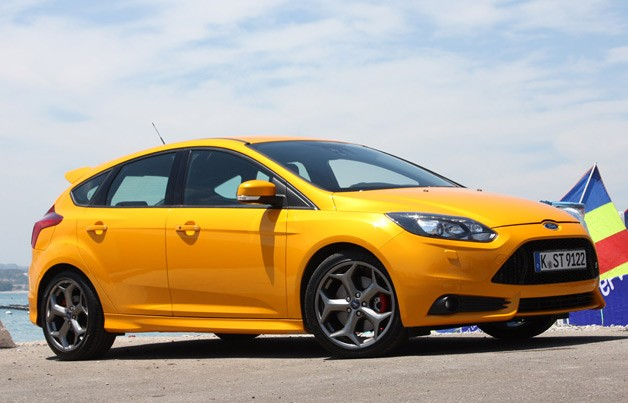 08 2013 Ford Focus St Fd Opt