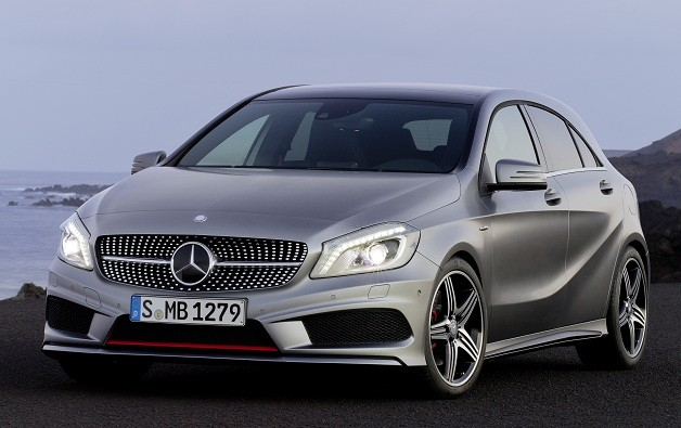 2013 Mercedes-Benz A250 Sport