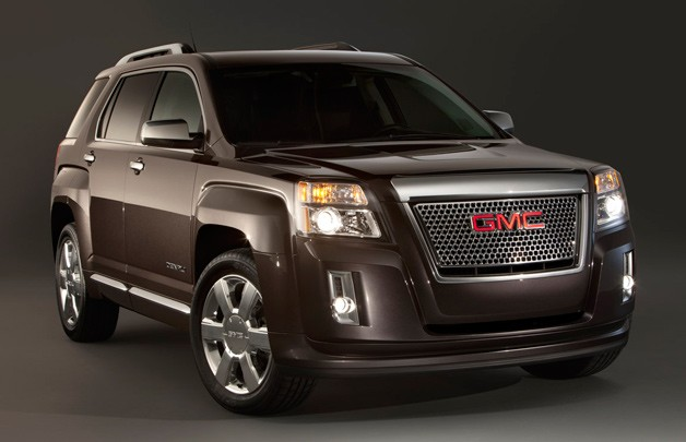 2013 GMC Terrain Denali to start at $34,525*