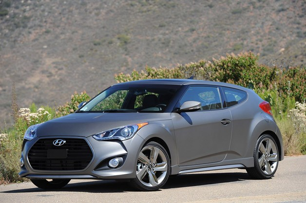 2013 Hyundai Veloster Turbo