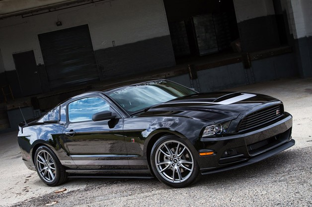 Roush adds V6-powered 2013 RS Mustang to lineup