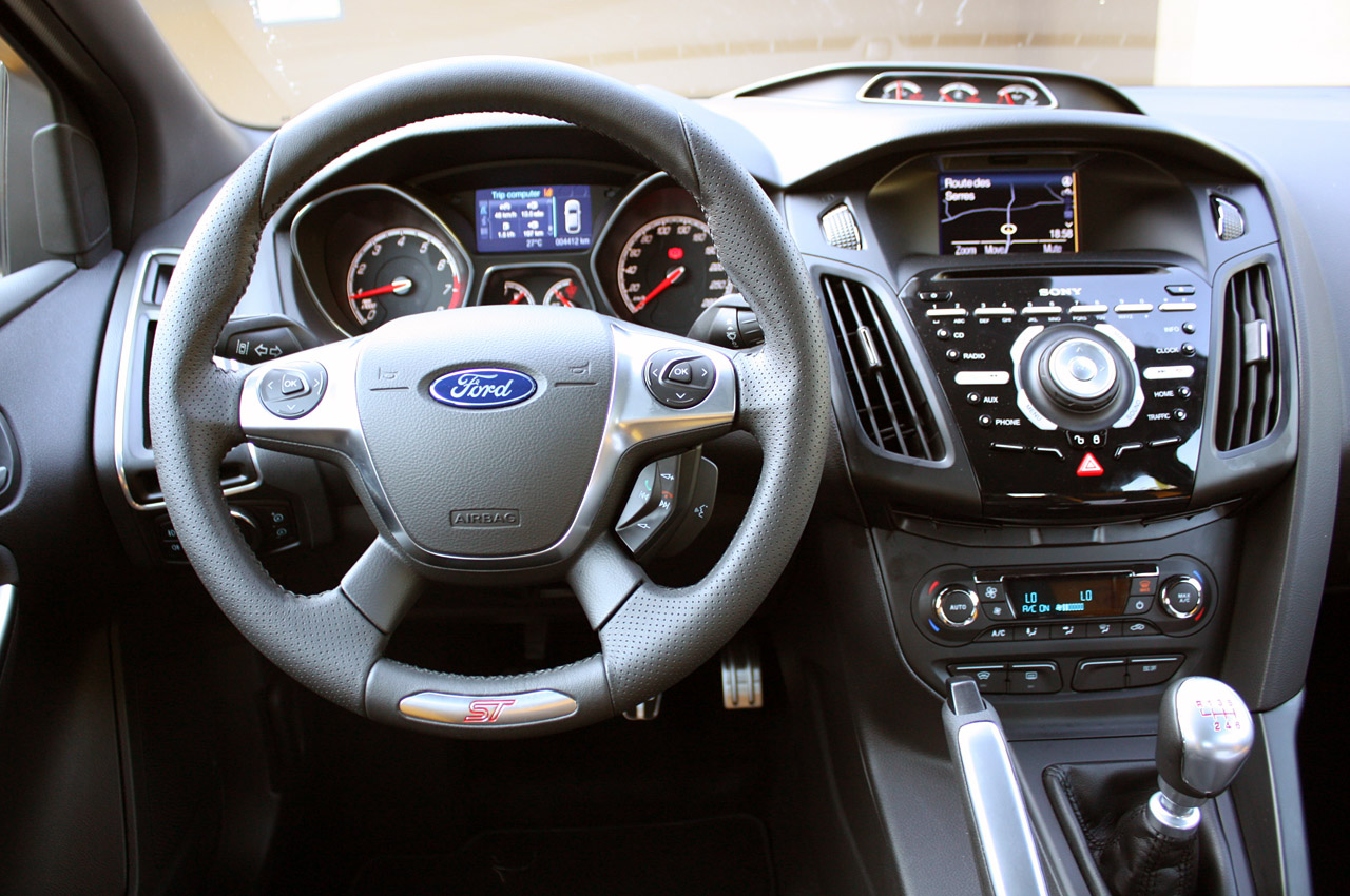 2013 ford focus st first drive photo gallery autoblog