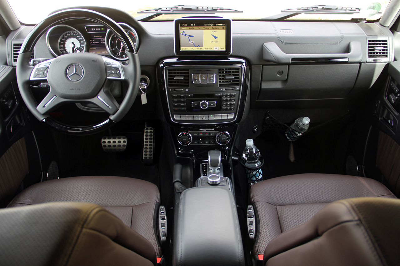 2013 Mercedes Benz G63 Amg First Drive Photo Gallery