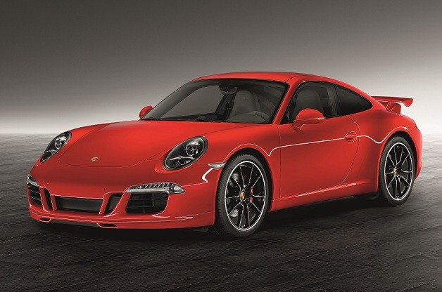 Porsche Exclusive 911 Carrera S Powerkit