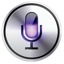 Apple Siri button