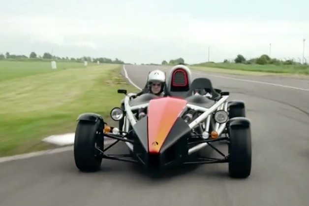 ariel atom 300 cd Watch how an Ariel Atom 300 defines trackday perfection