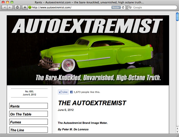 Autoextremist.com