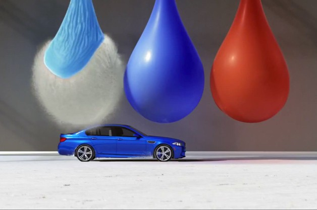 "The BMW M5 ""Bullet"" commercial that's too good to miss"
