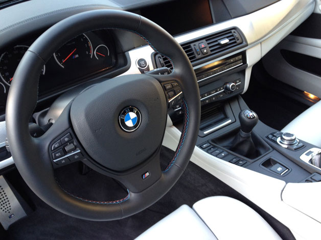 2014 Bmw M5 Interior Manual Images & Pictures - Becuo