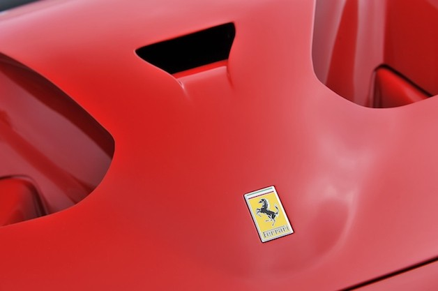 Ferrari emblem