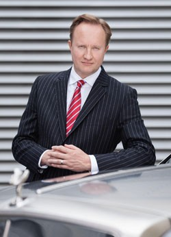 giles taylor rr Giles Taylor succeeds Ian Cameron as head of Rolls Royce design