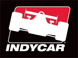 Indycar series logo