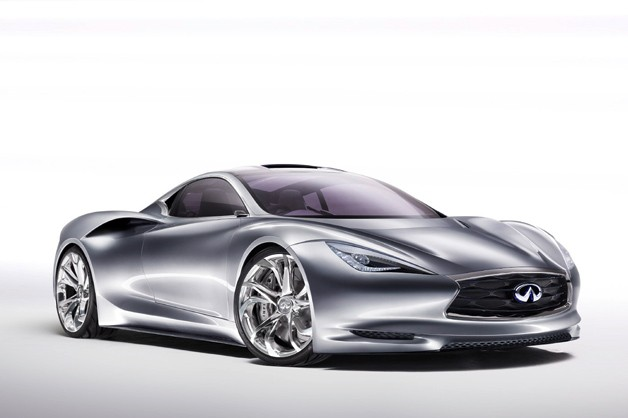 Infiniti Emerg-E concept
