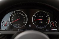 2013 BMW M6 gauges