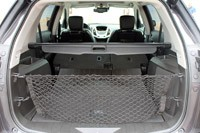 2013 GMC Terrain Denali rear cargo area