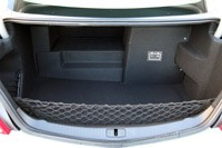 2012 Buick Regal eAssist trunk