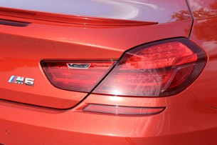 2013 BMW M6 taillight