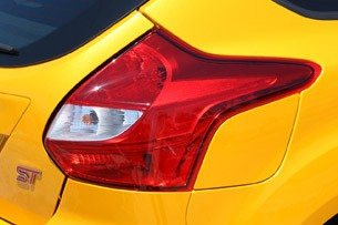 2013 Ford Focus ST taillight