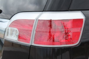 2013 GMC Terrain Denali taillight